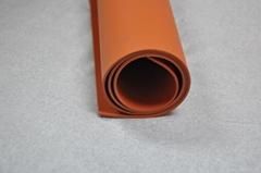 供应红色硅胶垫
