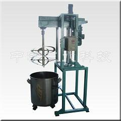 广东高粘度液体升降搅拌机 1