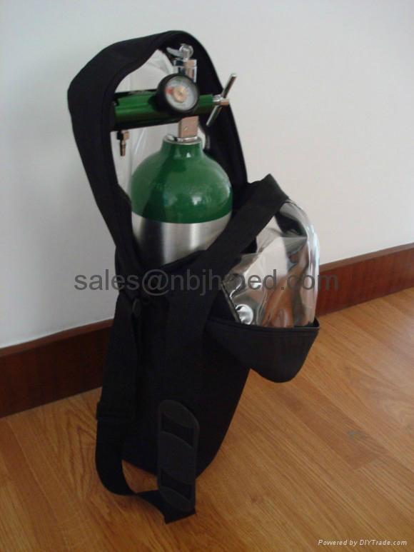 (Box-type) Aluminum Oxygen Cylinder Kit 4