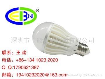 LED球泡灯 LED bulbs  3
