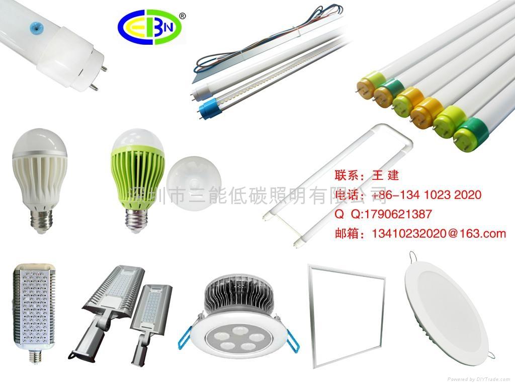 LED球泡灯 LED bulbs  4