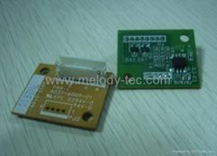 Konica Minolta bizhub C451 C550 C650 toner chip or drum cartridge unit chip