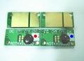 Toner cartridge reset chips compatible with Konica Minolta bizhub C452 C552 C652