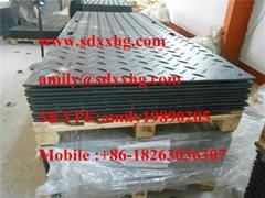 HDPE ground protection mats,temporary road mats, HDPE track mats