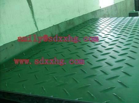 工程塑料臨時工程專用鋪路板 5