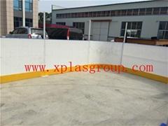 體育場冰球場圍欄板