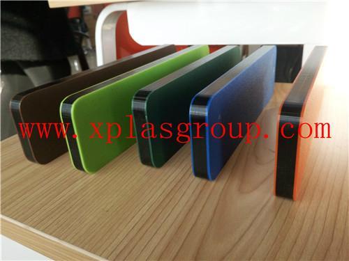 高密度聚乙烯單色板雙色板 HDPE三層板,HDPE雙色板 1