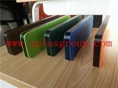 King color core HDPE Sheet,dual color hdpe sheet,sandwich hdpe sheet