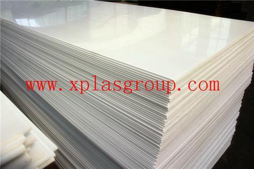 高密度聚乙烯單色板雙色板 HDPE三層板,HDPE雙色板 2