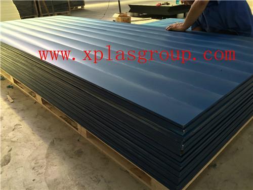 深藍色超高分子聚乙烯板 1