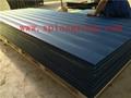 深藍色超高分子聚乙烯板
