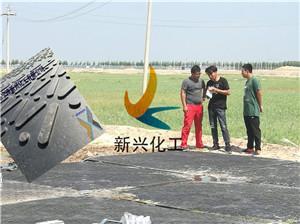 高分子塑料石油鑽井平台臨時鋪路墊板 4