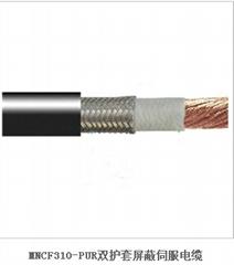 聚氨酯伺服移动电缆