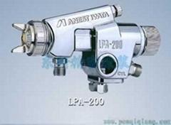 日本岩田LPA-200低壓機器人搭載自動噴槍