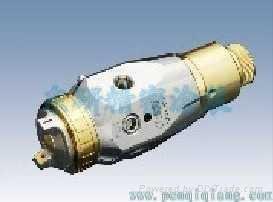 日本岩田GFA-084P自動噴槍 1