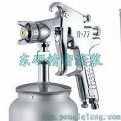 臺灣寶麗R-77S手動噴槍