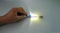 3.5ML透明雾化器带LED灯