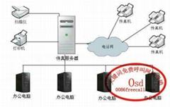 無紙傳真系統