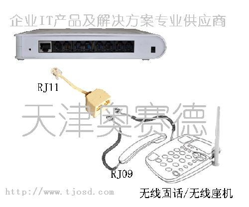 无线固话录音盒 1