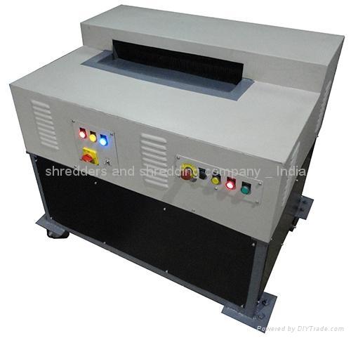 Commercial paper shredder 1