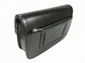 威奇手袋厂定制新款高档化妆包和腰包 3