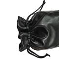威奇手袋厂新款简约时尚羊皮束口收纳袋定制 2