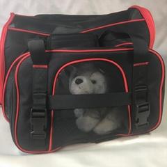 新款多功能旅行宠物袋批发 猫狗包包定制