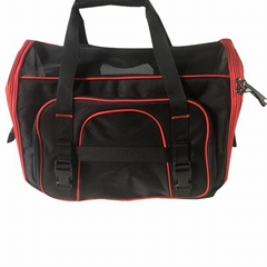 新款多功能宠物袋定制 猫狗包包一件代发