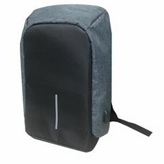 威奇新款防盗背包批发定制 男女时尚双肩包工厂