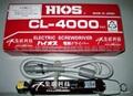 CL-4000有碳刷的电动螺丝刀 1