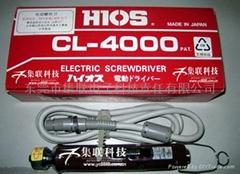 CL-4000有碳刷的电动螺丝刀