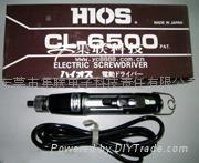 日本HIOS好握速CL-6500电动螺丝刀 1