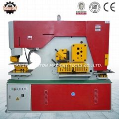 Hydraulic Steel Worker Machine