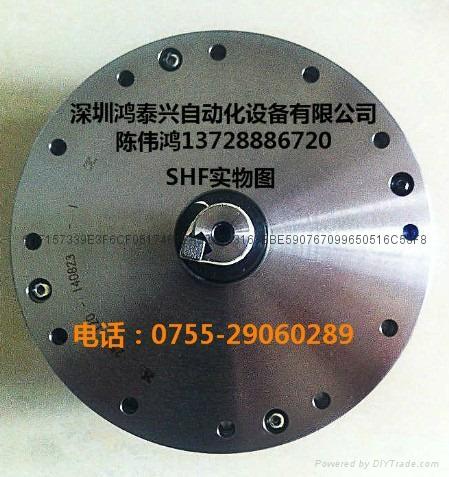 HD谐波减速机CSF系列 4