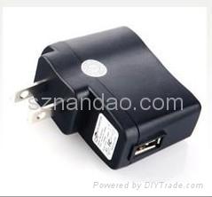 UL認証USB手機充電機
