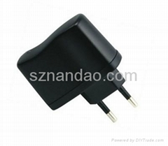 CE certified USB mobile phone travel charger
