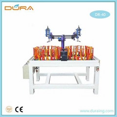 40 Spindle High Speed Lace Braiding Machine