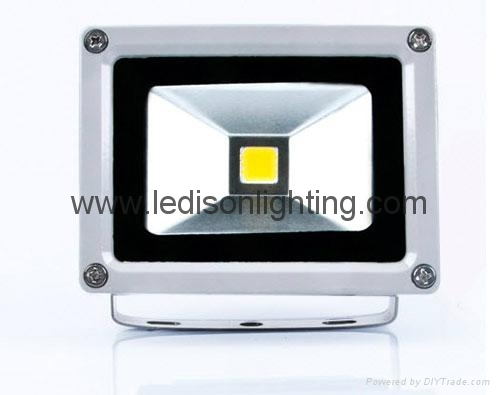 CE SAA Approved LED Floodlight Bulb 10W-240W Waterproof IP65 Black/Gray Casing 4