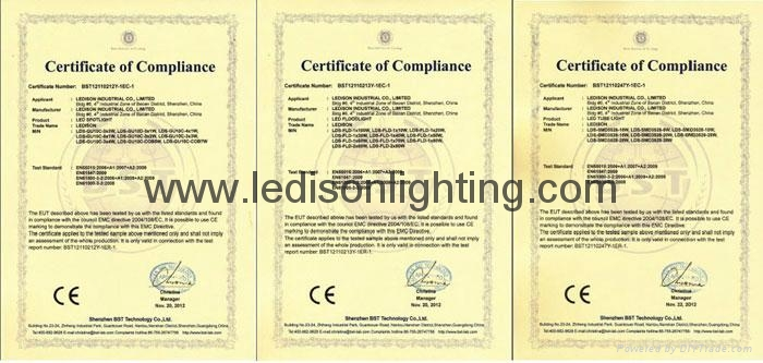 CE SAA Approved LED Floodlight Bulb 10W-240W Waterproof IP65 Black/Gray Casing 5
