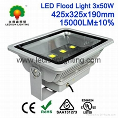 150W LED Projector Light Floodlight For Villa Square Warehouse