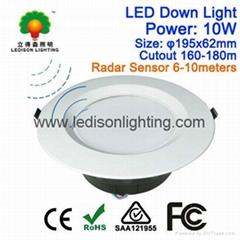 Motion Sensor LED Downli
