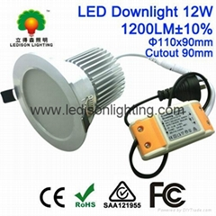 Classical Round 10W 13W LED Down Light