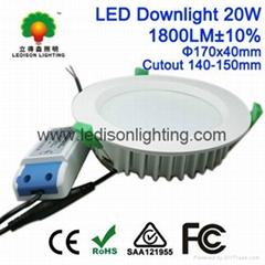 5inch LED Retrofit Kit Downlight 20W
