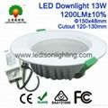 White Fitting High CRI LED Downlight