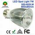 CE SAA UL Listed COB LED Light Spot E27