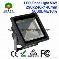 RGB LED Flood Light Bulb 50W Waterproof IP65 Meanwell Driver