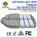 LED Street Light Lamp 100W Philips LED
