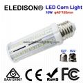 10W LED Corn Light Bulb 700LM E27 B22