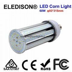 60W LED Night Light E27 E40 Base Commercial Industrial Outdoor Lighting Bulb