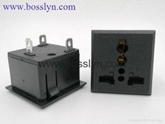 JINHONGDA R-CH BAY RICH BAY NARKE WONPRO power socket travel adapter